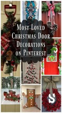 Best Christmas Door Decorating Contest - Christmas Lights ...