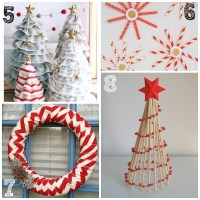 40 Easy Homemade Christmas Decoration Ideas - All About ...