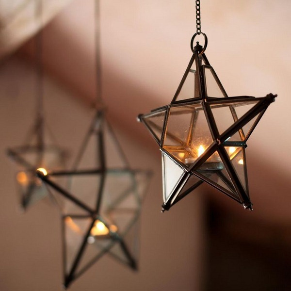 40 Best Christmas Star Decorations - All About Christmas - christmas star decorations