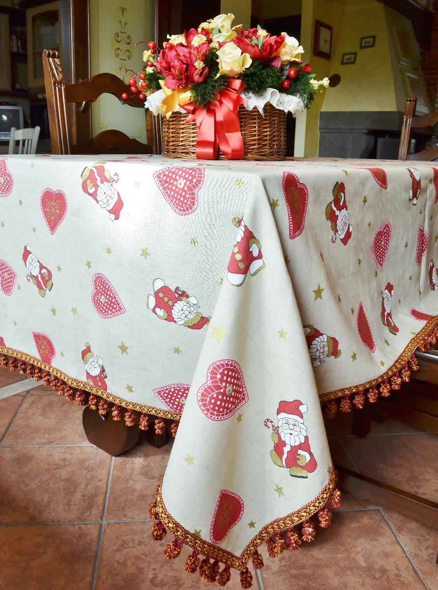 Christmas Tablecloths Australia 40 Awesome Christmas Table Cloth Decoration Ideas All About