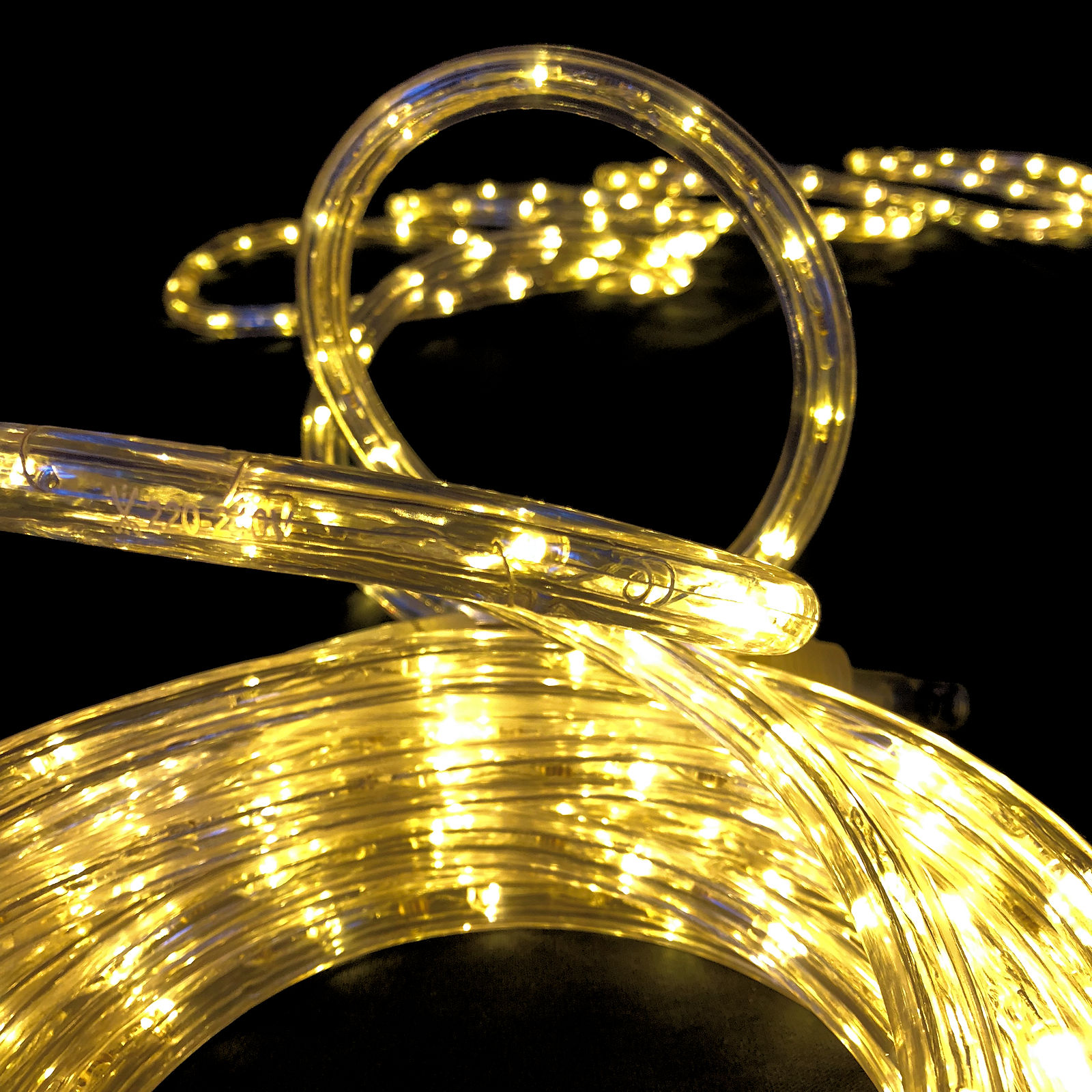 Solar Rope Lights Australia Rope Lights Christmas Display Christmas Complete Online