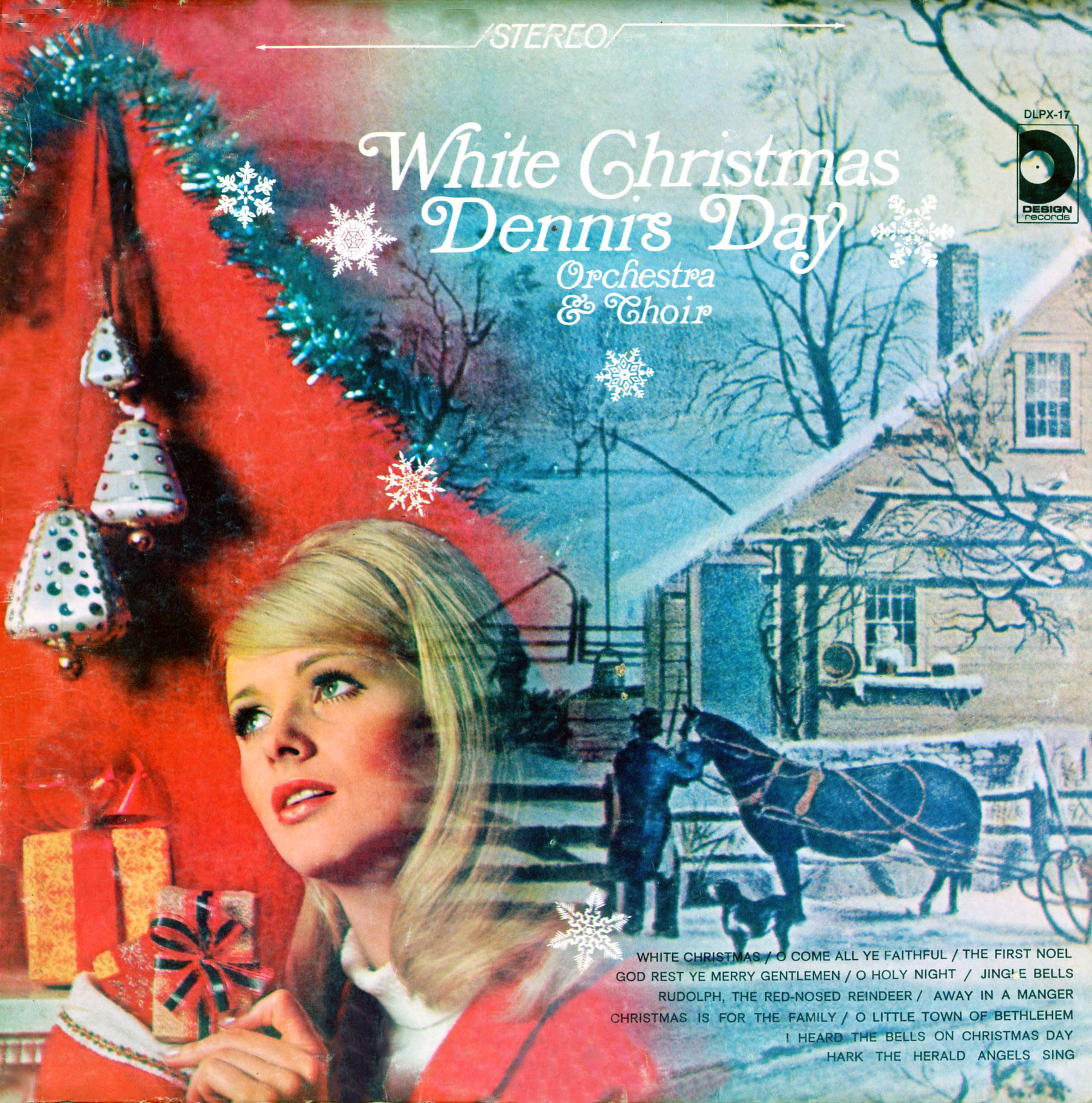 Ye O Diwani Cg Album Song Day Dennis White Christmas Orchestra And Choir Dlpx17
