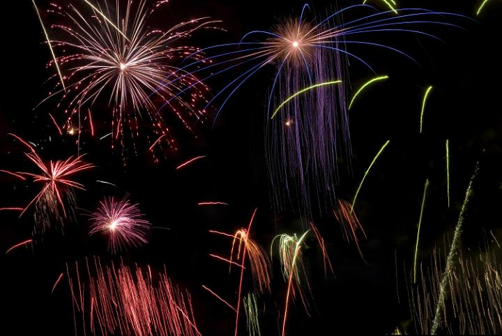 Download Hd Christmas Wallpapers Photo Of Firework Montage Free Christmas Images
