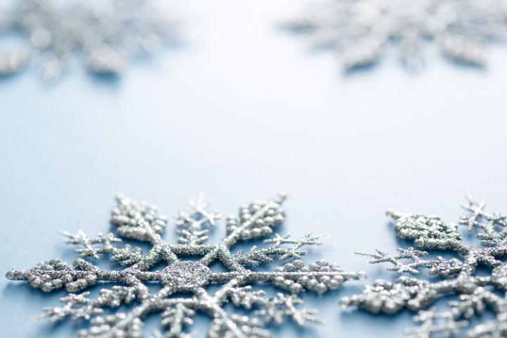 free snowflake background