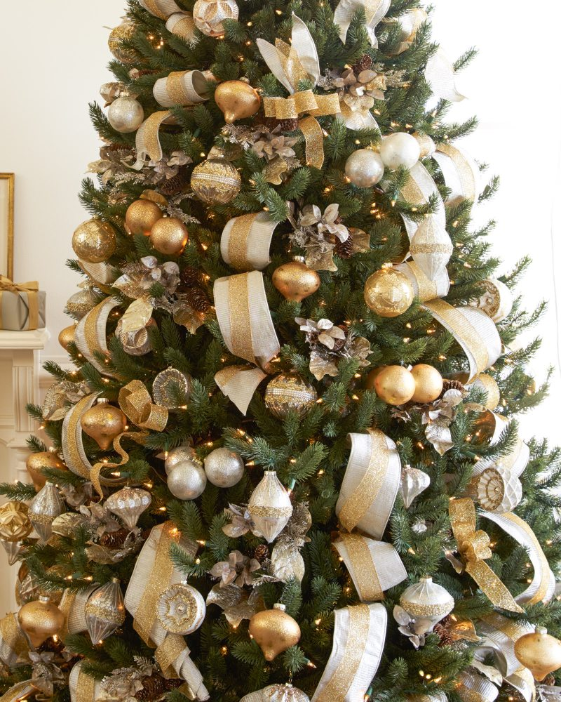 Large Of Silver Christmas Tree