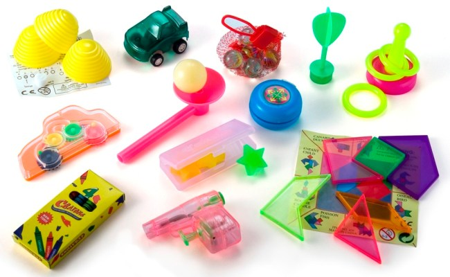Toy Chest Christmas Crackers