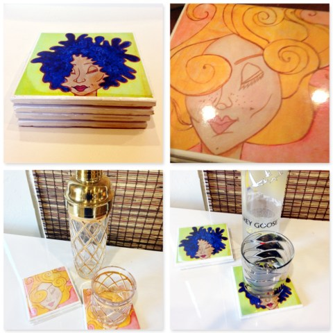 New Products - Coasters
