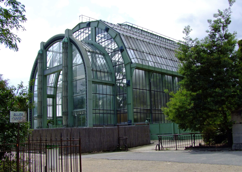 Serre Jardin Des Plantes Nantes | Une Journée Mère Filles à Nantes ...