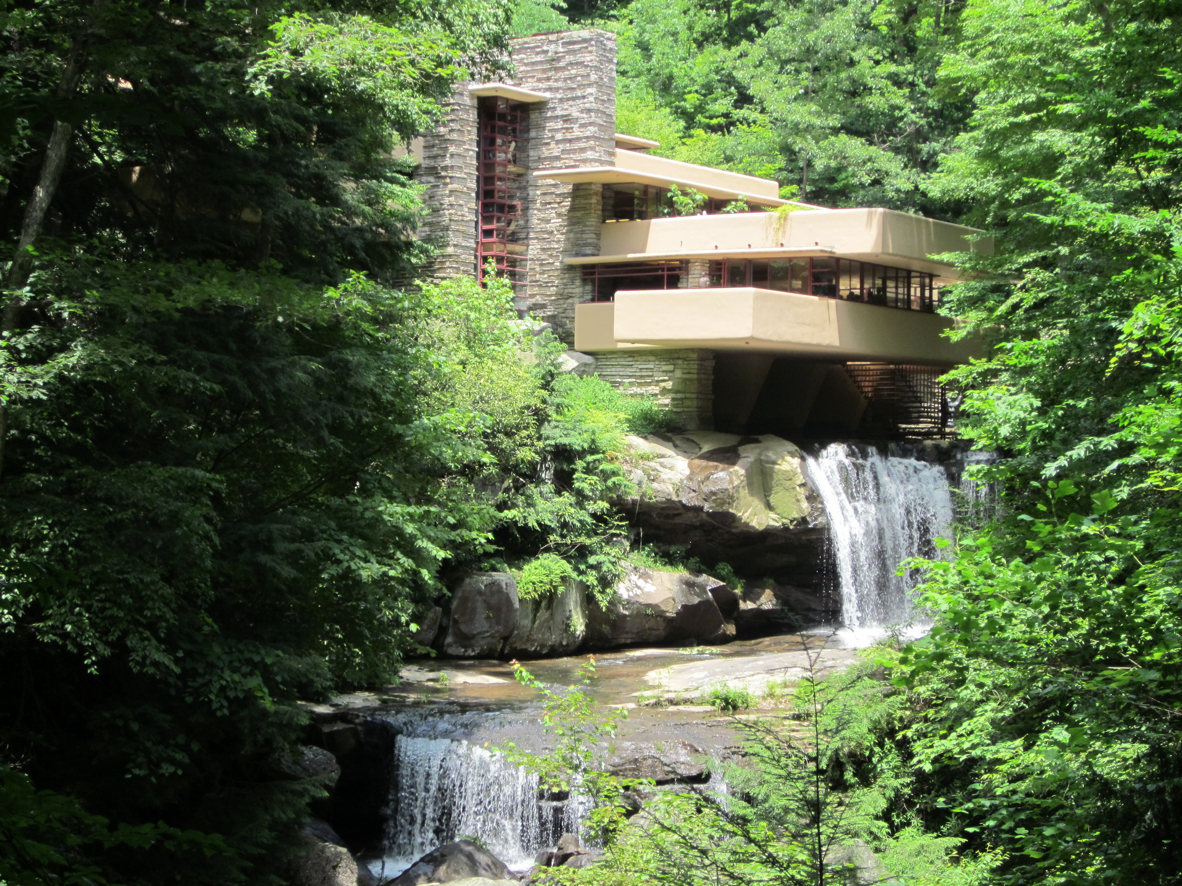 Frank Lloyd Wright Falling Water Wallpaper Personal Christopher Barzak