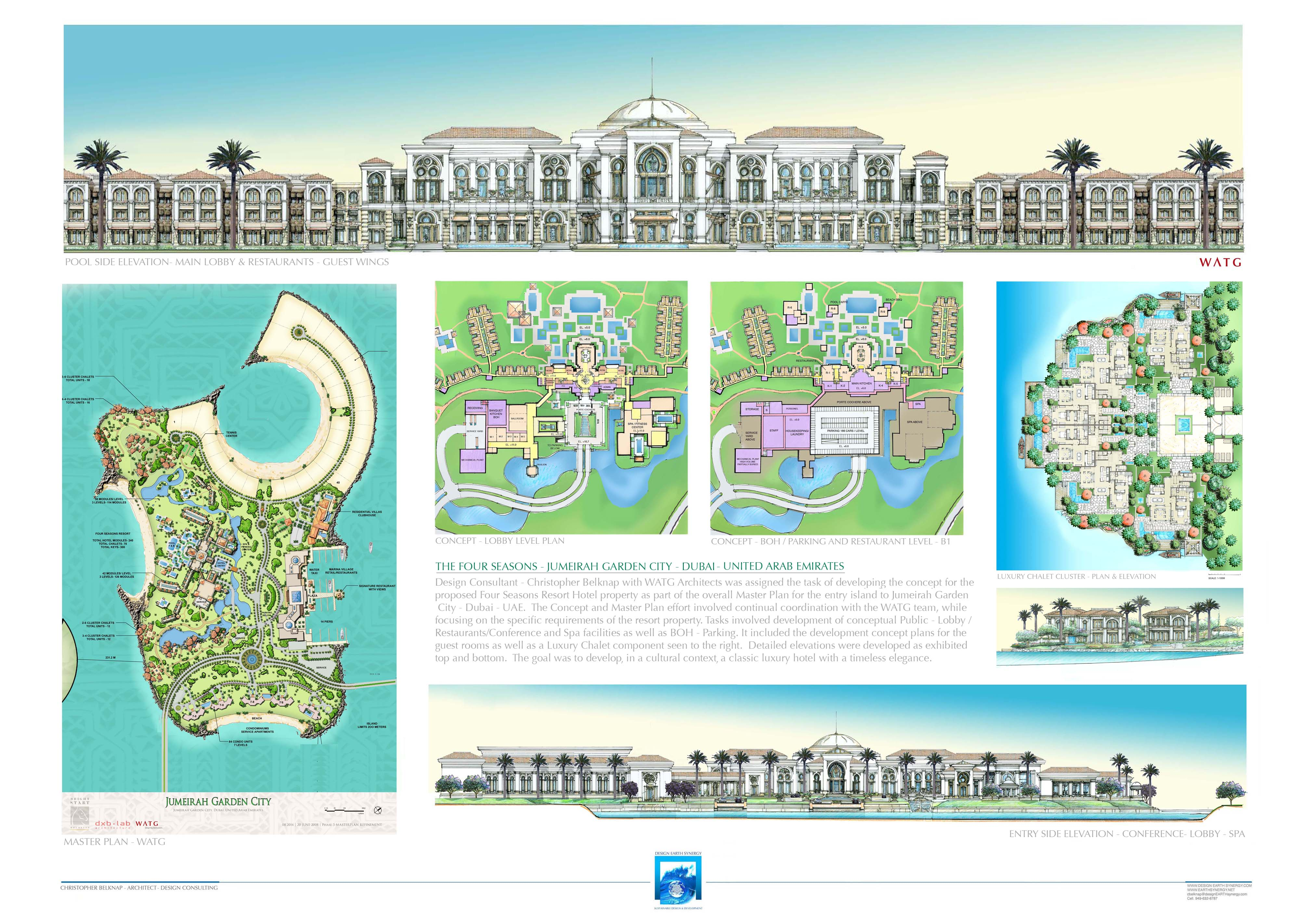 Desain Resort Design Consulting Urban Master Planning And Architecture