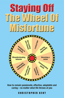 Staying Off the Wheel of Misfortune Book Cover