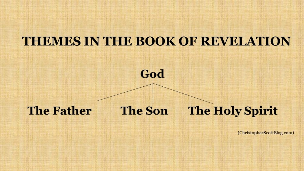 God in the Book of Revelation