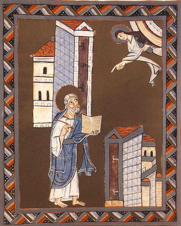 John Writes to the Churches in Ephesus and Smyrna