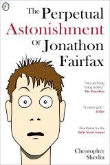 Cover art for The Perpetual Astonishment of Jonathon Fairfax
