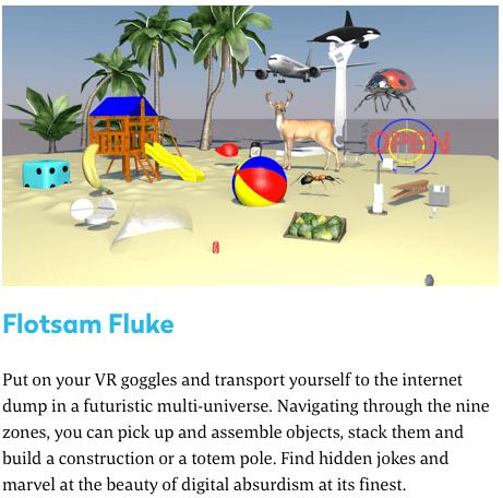 Flotsam Fluke