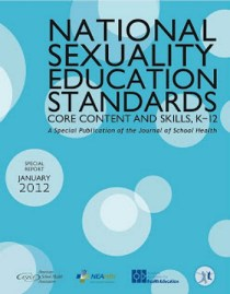 national sex standards cover