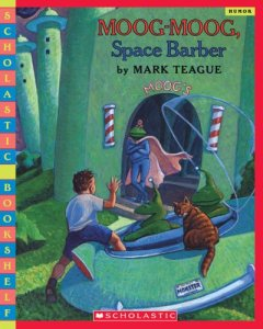 MOOG-MOOG, Space Barber