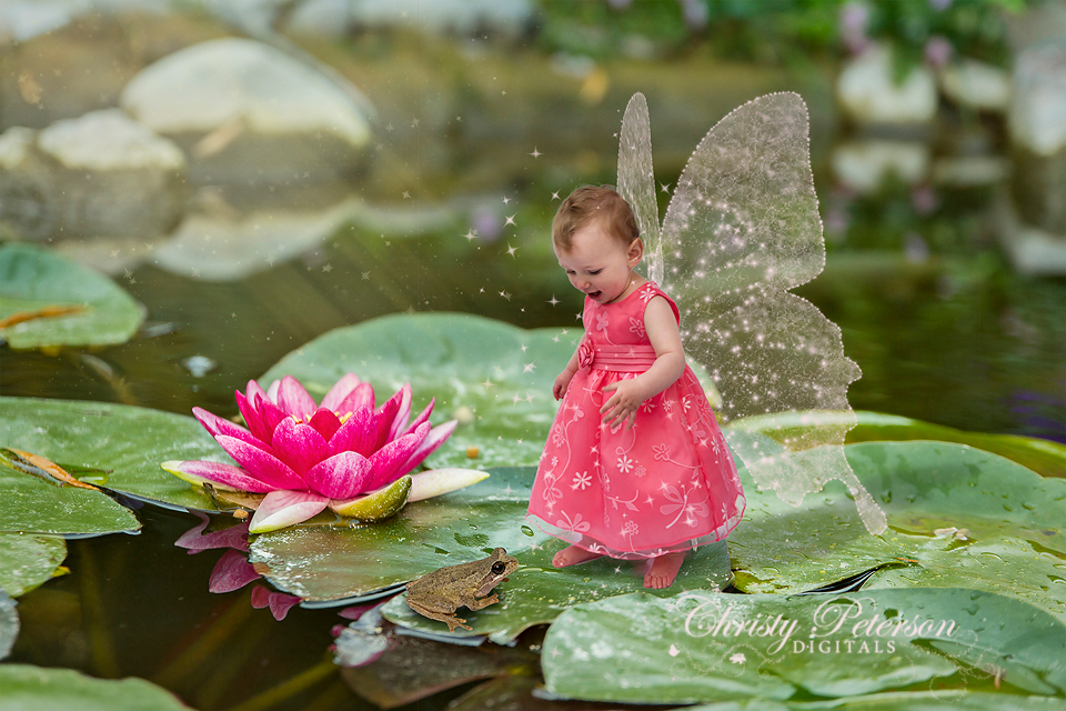 Baby Girl Hd Wallpaper Download Photoshop Fairy Wing Brushes And Overlays More Examples