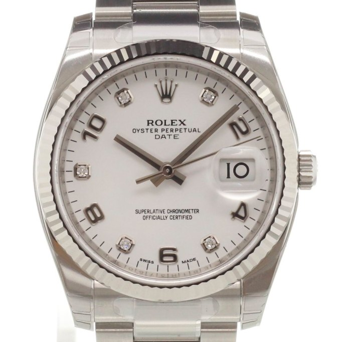 Rolex Date 115234 for Sale   CHRONEXT