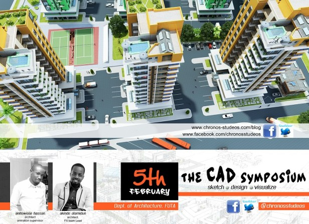 chronos cad symposium flyer