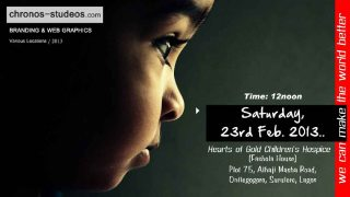 hearts of gold flyer