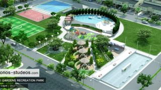 lekki gardens 3d visualizations recreation park lagos nigeria chronos studeos best rendering firm (1)