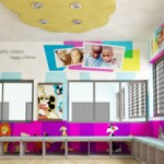 Architecture Heals: Sanofi's Playroom for Children