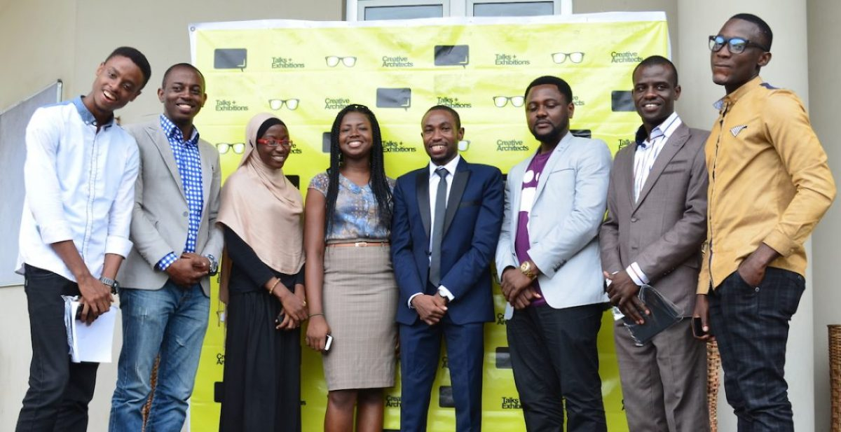 Photos from the Creative Architects 2014 Event at UNILAG