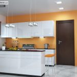 Kitchen 3D visualization by Chronos Studeos 4