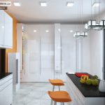 Kitchen 3D visualization by Chronos Studeos 6