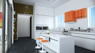 Featured Kitchen by Chronos Studeos