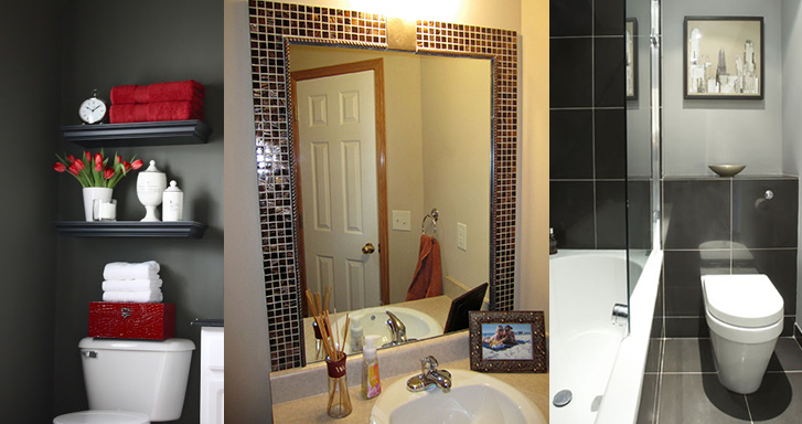 Chronos Interiors: 5 Ways to Make Your Bathroom Bigger