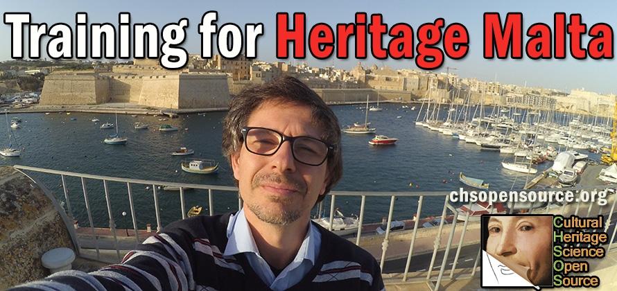 CHSOS Training Heritage Malta 2016