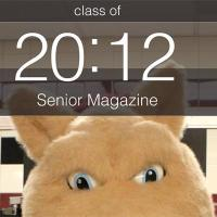Senior Magazine 2012