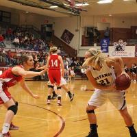 Girls Basketball vs McPherson