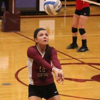 Senior Night Provides Final Farewell for Volleyball Team
