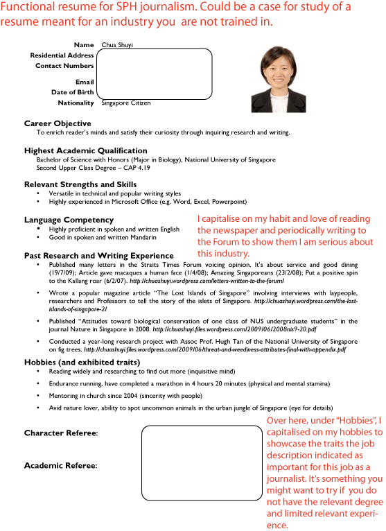 cfa charterholder resume sample