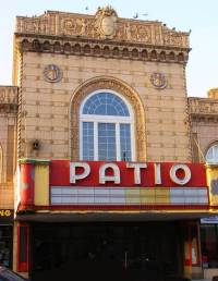 PATIO THEATER  DECAYED  UPTOWN CHICAGO HISTORY SITE ...