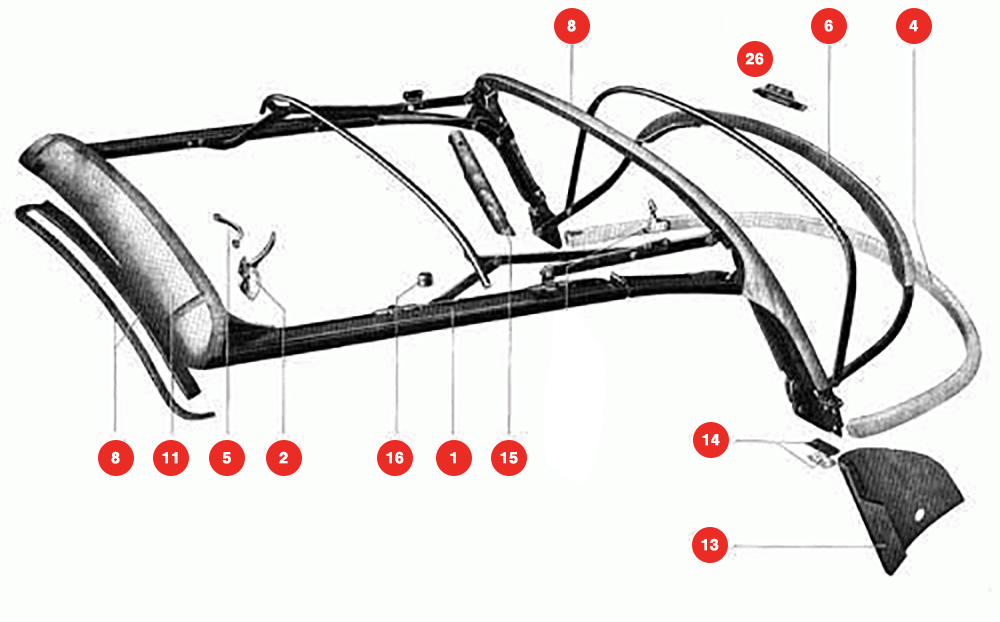 vw beetle front end diagram all image about wiring diagram and