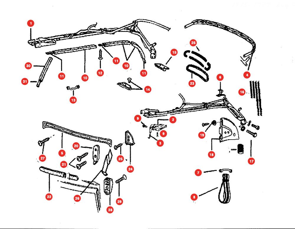 diagram for 1971 vw super beetle engine
