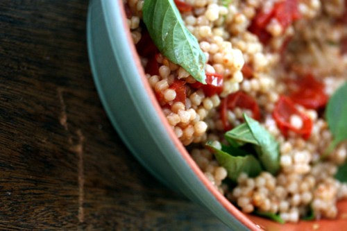 couscous tomate