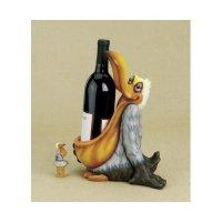 Pelican Wine Bottle Holder  ChugBuzz