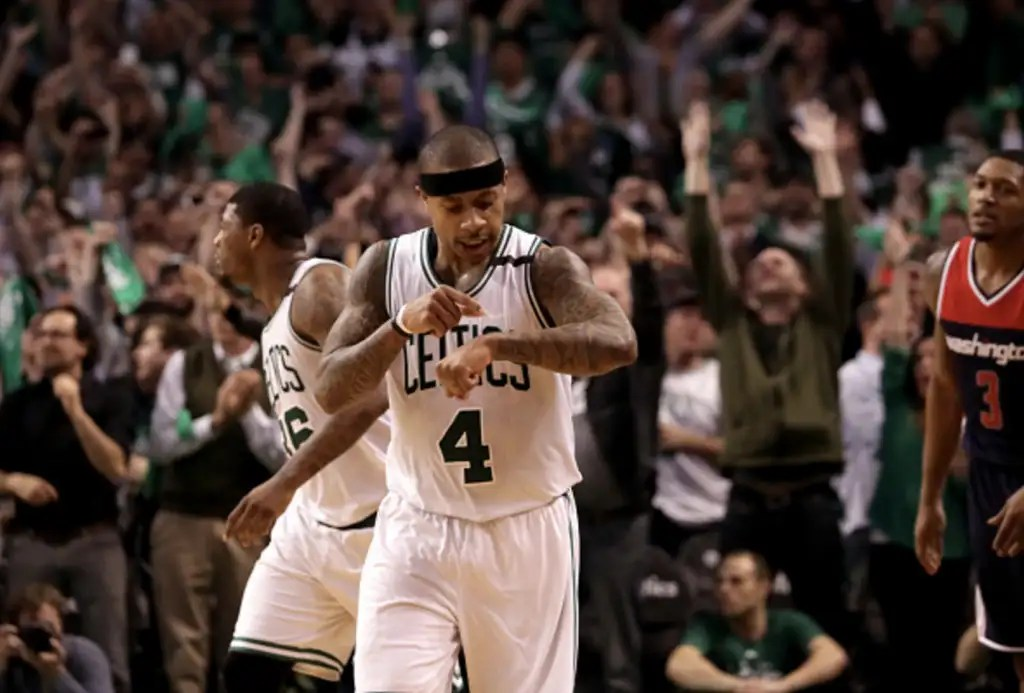We Witnessed One Of The Greatest Postseason Performances Ever By Any