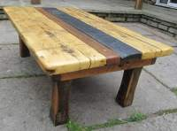 Coffee tables | Chunky Reclaimed Furniture | Handmade in ...