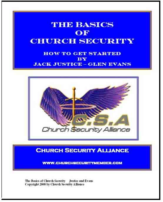 Everything You Wanted to Know About Church Security and How to Get