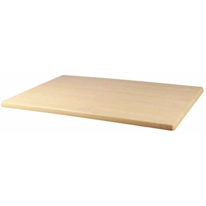 Topalit Topalit Rectangular Table Top 32 X 48 Rect Maple
