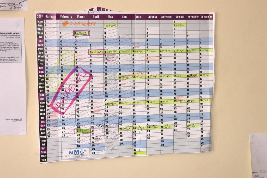 Events Calendar