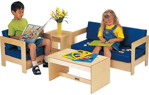 Jonti Craft Living Room Sunday School Furniture Set