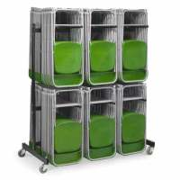 VCT72 Two-Tier Folding Chair Storage Caddy - $349 Each ...
