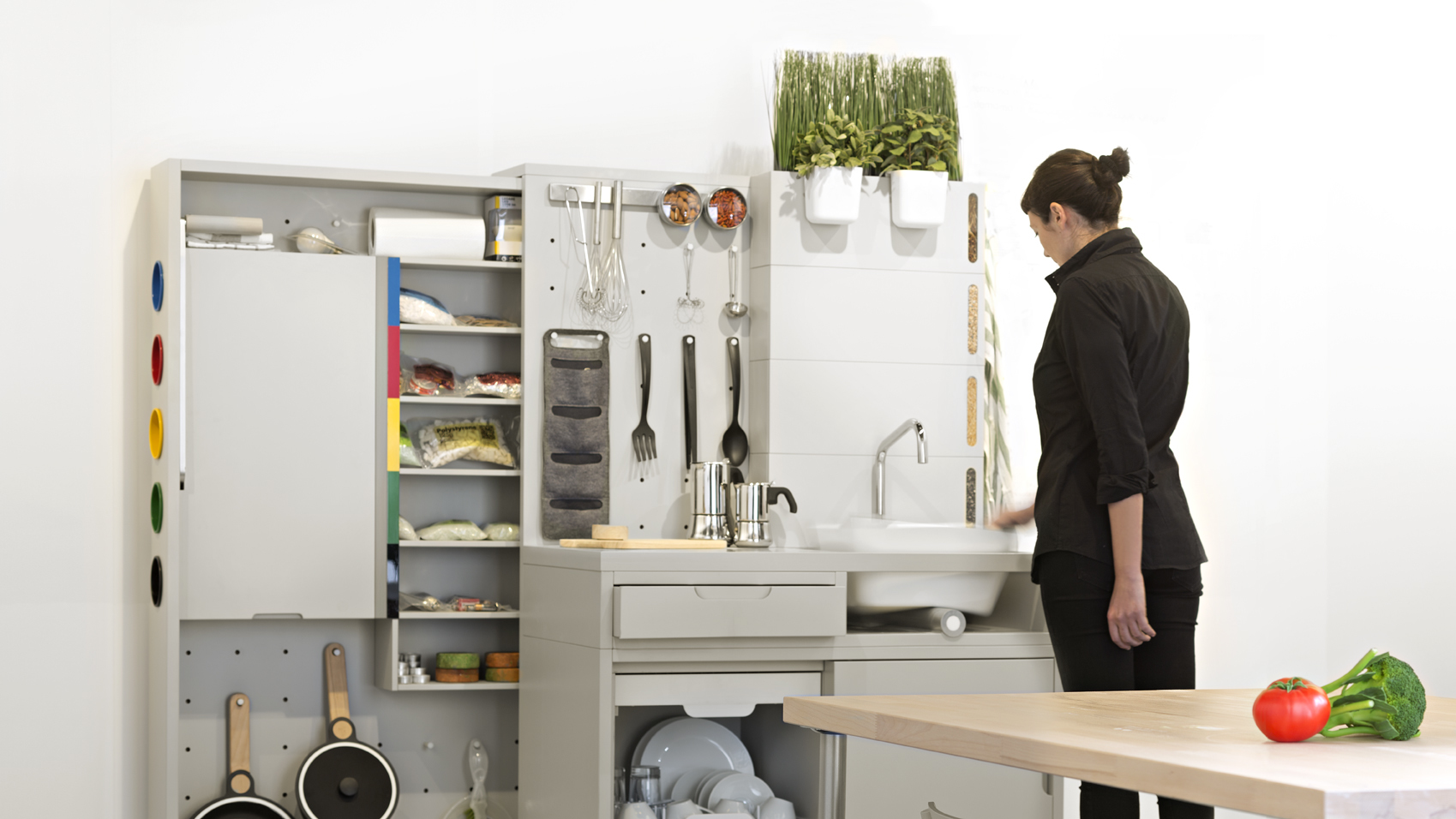 Ikea Recycling Küche Designing The Future Kitchen Ideo